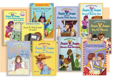 Image result for junie b jones books
